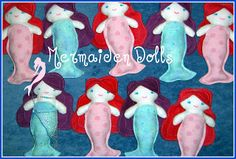 Blissful Things: Mermaid Softies