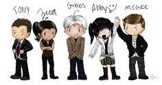 Cartoon Team!