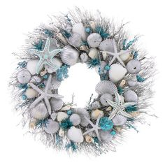 "Captiva 22"" Wreath"