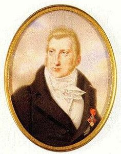 Leopoldo de Borbón-Dos Sicilias (1790-1851) - Padre de Maria Carolina
