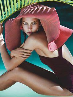 Karlie Kloss American Vogue