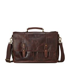 FOSSIL® Bag Styles Messenger:Men Dillon Messenger MBG9012  I don't even care it's mens I really like it!