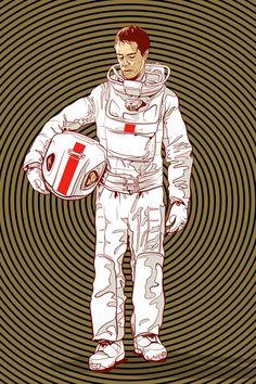 Moon : Martin Ansin, Illustrator | Illustration Portfolio
