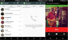#WhatsApp to roll-out calling feature soon.