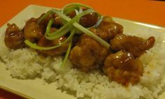 Trader Joe's mandarin orange chicken copy cat recipe.  DEFINITELY will be trying this!