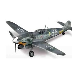 "Aircraft Aero Military Model 1/48 Bf-109G-6 ""Messerschmitt"" #12272"