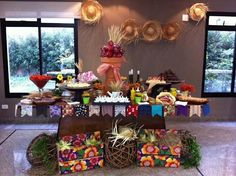 50 Ideias para decoração de festa junina ... Churrasco Junino