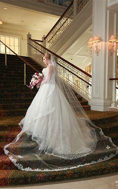 Disney Wedding Dresses Gallery | Disney's Fairy Tale Weddings