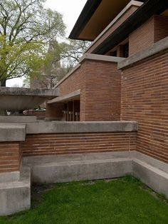 Robbie House - Oak Park chicago / frank lloyd wright | Flickr - Photo Sharing!