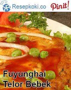 Resep Fuyunghai Telor Bebek