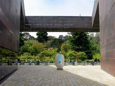 The de Young Museum Sculpture Garden