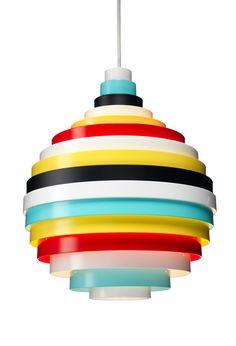 Zero Interiors PXL Multi Pendant Light by Fredrik Mattson