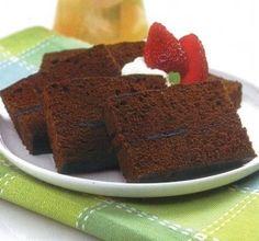 Resep Kue Brownies Panggang Ny Liem