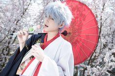 Gintoki Sakata - Yosuke Sora(YOSUKE) Gintoki Sakata Cosplay Photo - Cure WorldCosplay