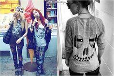 alternative fashion => http://www.giyimvemoda.com/alternatif-giyim-tarzi-alternatif-moda.html