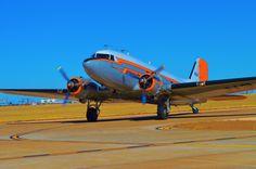 "DC-3, ""N34"""