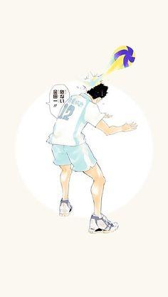 Haikyuu!! | Iwaizumi Hajime