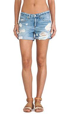 rag & bone/JEAN Boyfriend Short in Rebel | REVOLVE #jeanshorts #summer #rag&bone