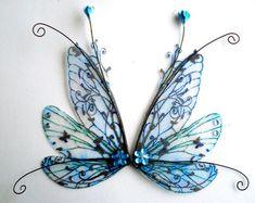OOAK Fairy Pixie Fantasy Art Doll alas ADSG IADR