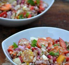Raw Vegan, Fried Rice, Potato Salad, Cake Recipes, Vitamins, Recipies, Healthy Recipes, Healthy Food, Health Fitness