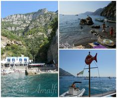 Amalfi Coast Travel Positano Beach Laurito