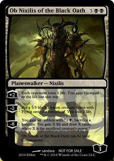 Ob Nixilis of the Black Oath — Postimage.org