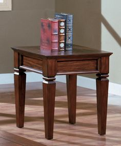 Ibiza End Table | Crown Mark Furniture | Home Gallery Stores
