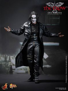 THE CROW - Hot Toys Collectible Action Figure — GeekTyrant