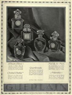 old Guerlain bottles