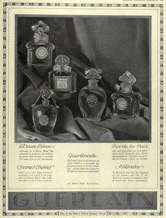 old Guerlain bottles