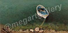 Artist: Vasiliki Antonopoulou Title: muragio 100x50dim mixed media 3000euro Sperrys, Boat Shoes, Mixed Media, Sea, Gallery, Artist, Sperry Shoes, Mixed Media Art