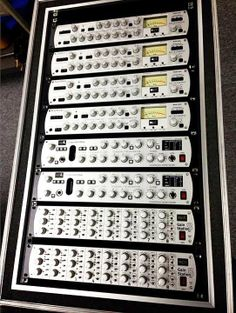 """""""Just to share with you all the #SPL rack that we have just installed in one of the #church in #Singapore for their studio and live service recording. They have most SPL #plugins as well.""""  Edwin, thank you very much for sharing!"""
