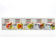 Runner-up NL Packaging Awards 2018 Categorie Food Houdbaar Awards, Curry, Packaging, Food, Curries, Essen, Wrapping, Yemek, Meals