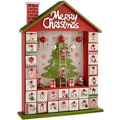 Kids Christmas, Christmas Scenes, Merry Christmas, Advent Calendar Gifts, Wooden Advent Calendar, Advent Calenders, Holiday Crafts, Christmas Decorations, Christmas Ornaments