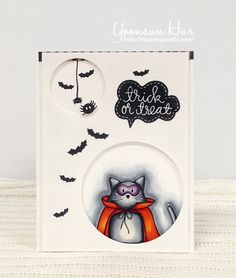 Trick or Treat - Simon Says Stamp STAMPtember | Flickr - Photo Sharing!