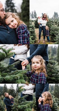 This year, Elizabeth Hite Photography hosted 2 days of Christmas Tree farm mini sessions at Lee Farms in Tualatin, Oregon. Winter Family Photos, Family Christmas Pictures, Family Farm Photos, Family Holiday, Family Pictures, Live Christmas Trees, Christmas Tree Farm, Merry Christmas, Xmas