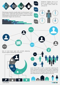 Free Infographics Vector Elements and Infographics Vector Graphics - 4