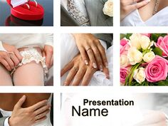 Free Wedding Powerpoint Templates  Free Wedding Photo Album