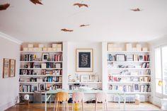 En casa de… Juliette y Tomas de Designer Box | http://www.conbotasdeagua.com/en-casa-de-designerbox/