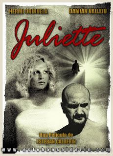"""El viernes 10 de mayo, a las 18.30 horas, en el Gran Canaria Espacio Digital, se estrena el mediometraje """"Juliette"""" del director grancanario Esteban Calderín."""