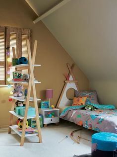 woood kinderkamer serie tipi bed bureau boekenkast home decor pinterest kinderzimmer. Black Bedroom Furniture Sets. Home Design Ideas