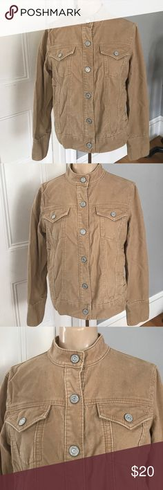 Gap Women's Corduroy Button Up Jacket Gap Corduroy Trucker Jacket. Perfect for Fall! Mint condition! GAP Jackets & Coats