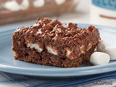 Kitchen Sink Cookie Bars | mrfood.com