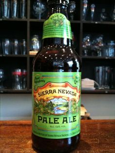 Sierra Nevada Pale Ale.......Kerry Likes....