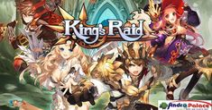 King's Raid MOD APK : The Legend of Aea is a constant fight Online Android RPG created and distributed by VeSpa Inc. MOD APK features Enemies attack decreased to 0 so they can not damage you.…  http://www.andropalace.org/kings-raid-mod-apk-android/