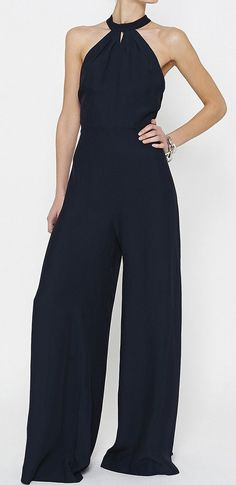 Paul & Joe Navy Jumpsuit
