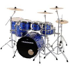 Nagano Drums é aqui na www.webdrums.com.br