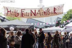 hallo_frau_nachbar Brewery, Black Forest, Hamburg, Woman