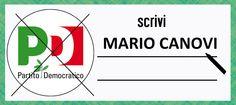 Mario Canovi - candidato PD in consiglio comunale e in circoscrizione n. 3 Bondone.