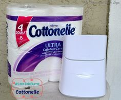 What do you think of the new Cottonelle Fresh Wipes?